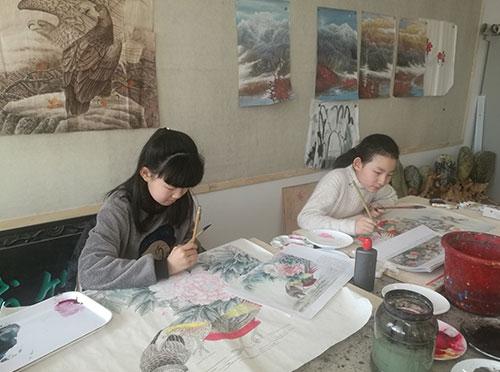 辽宁儿童美术